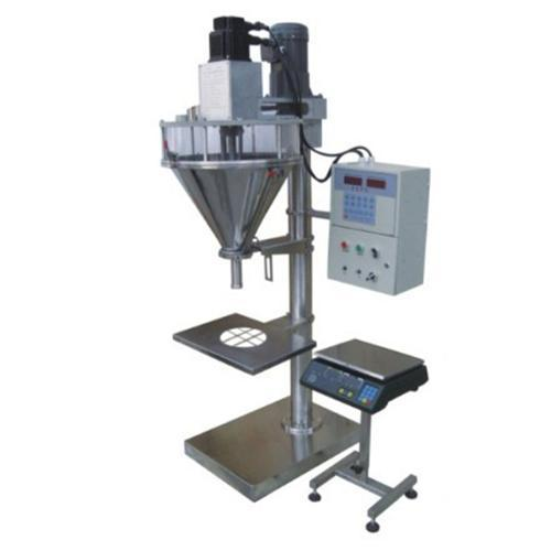 Semi automatic Super Fine Powder Packaging Machine, Conductex Filling Machine, Automatic Weighing Packaging Machine