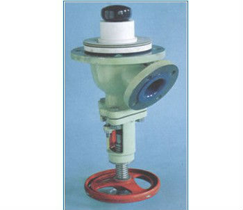 Glass Lined discharge valve