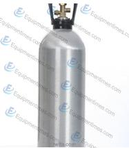 CE 0.5L Industrial gas cylinder seamless aluminum cylinder specialty gas cylinder