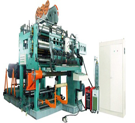 Foil Coiling Machine (Double)