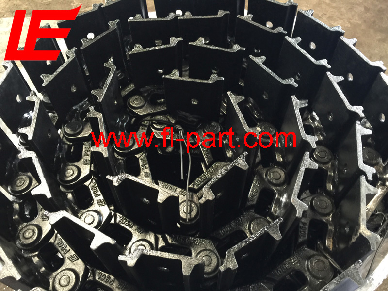 Mini excavator case track group MU1526