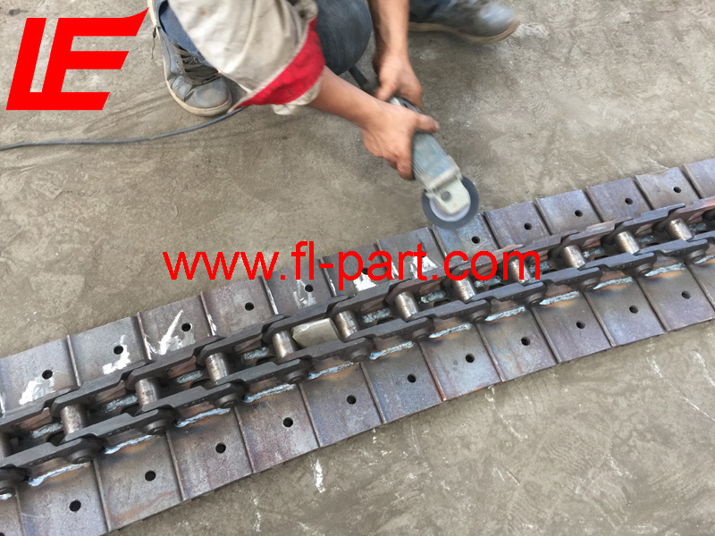 MU1526 mini excavator track group PC16