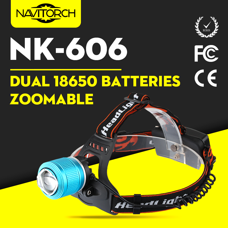 Camping Riding LED Headlight (NK-606)