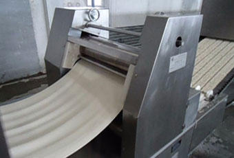 continuous rolling machine