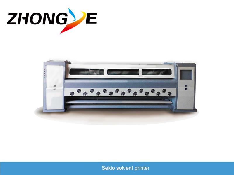 Струйный принтер с распылителем точной работы