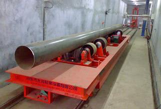 Система проверки трубы из нержавеющей стали/трубы спиральной сварки под слоем флюса/ прямого шва типа D.SeeMH