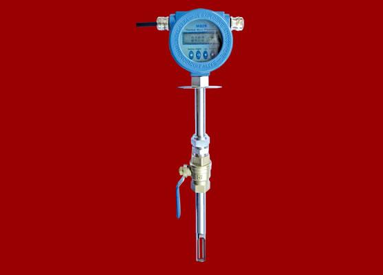 Термический газо-массовый расходомер