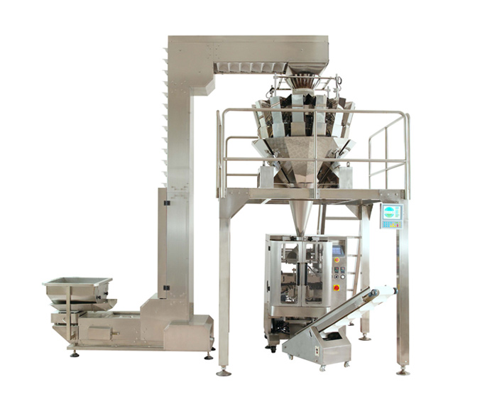 JW-B1 Food Weighing Packing System