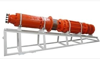 Рудничный агрегат подводного электронного насоса