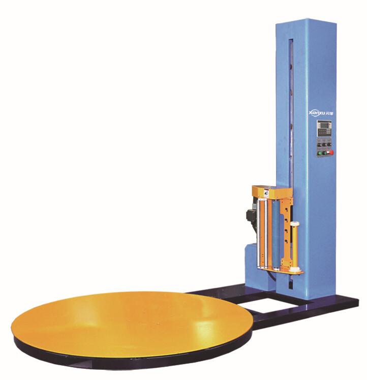Устройство для оболочки автоматического обматывания   устройство для упаковки покрытием оболочки