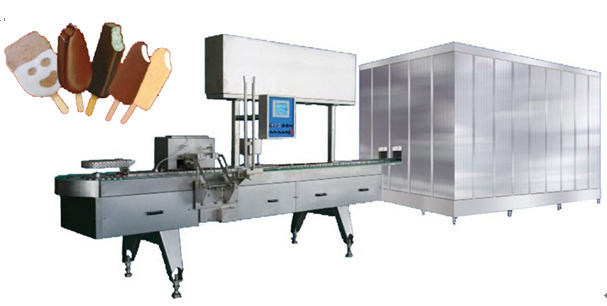 ice cream extrusion machine