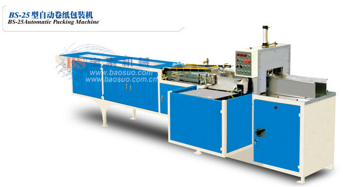 Multi-roll Packing Machine