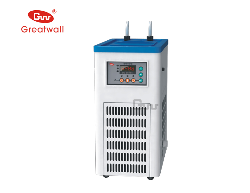 DL-400 Refrigeration Capacity Recycable Coolers