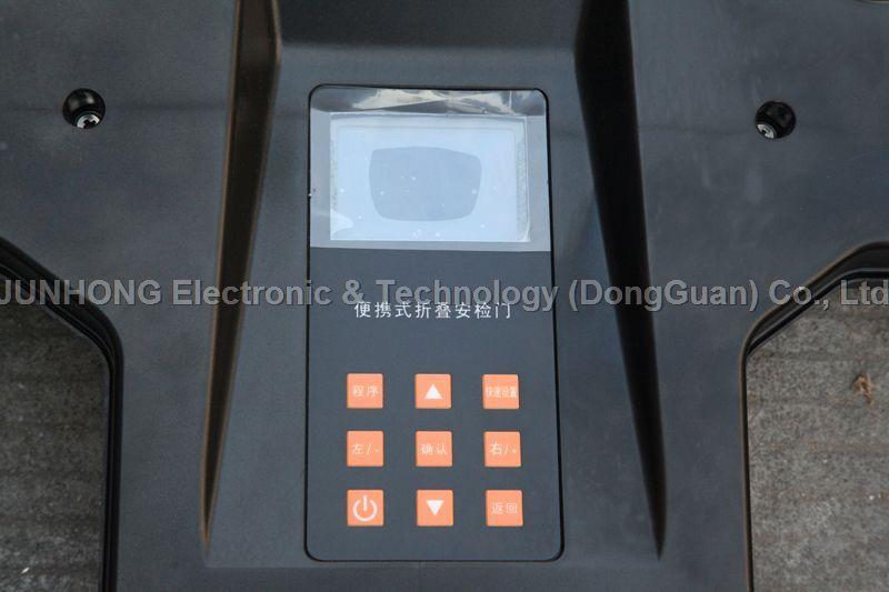 M-shape Portable walk through metal detector (JH-6S)