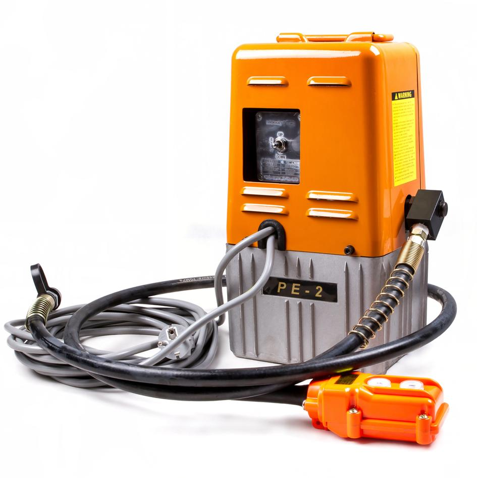Электрогидравлический насос PE-2