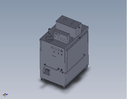 600L Continuous Freezer