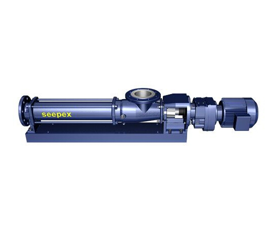 Seepex single screw pump