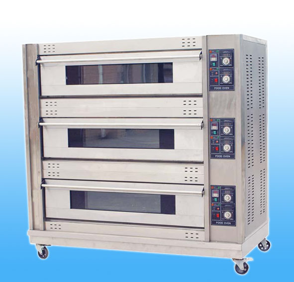 Electric Deck Oven YXD-F120