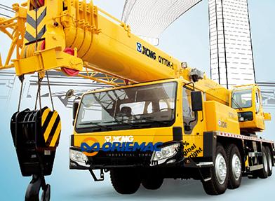 70ton Truck Crane QY70K-I