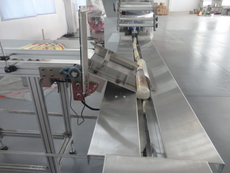 Flow Packing Machine CCP-HP600IV