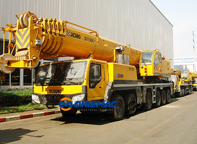 130ton Truck Crane QY130K