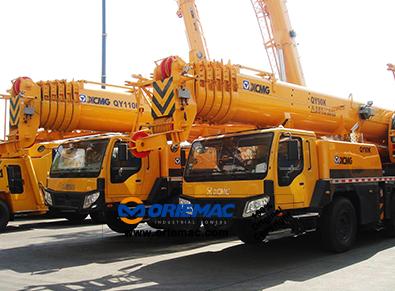 90ton Truck Crane QY90K