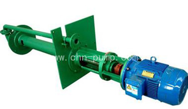 ZJL submerged slurry pump