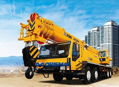 50ton Truck Crane QY50KA