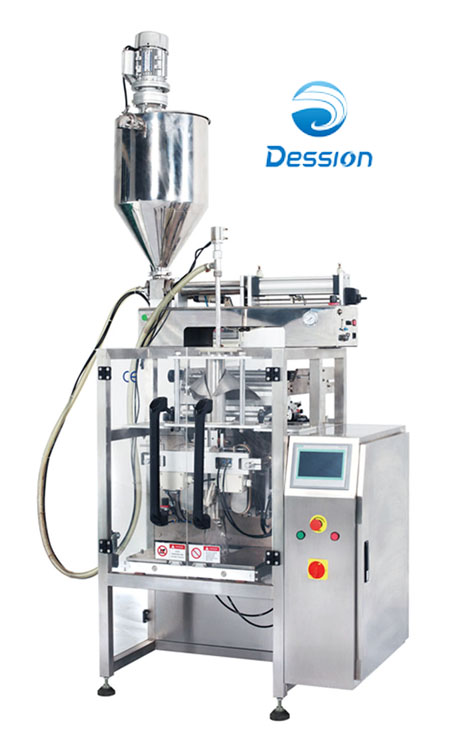 DS-320LY Back Sealing Liquid Sauce Packing Machine