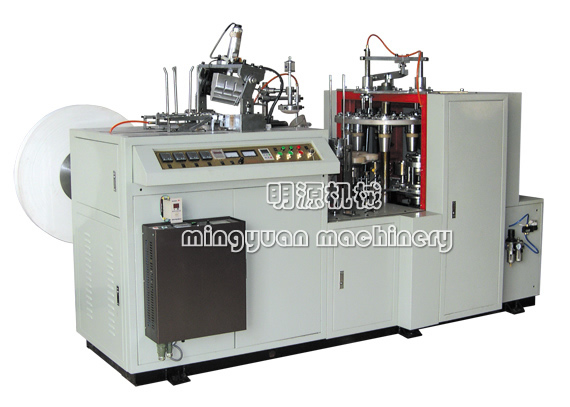 JBZ-D12 type double sides PE coated paper cup machine
