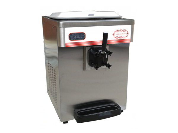 Soft serve ice cream machine ICM-10B