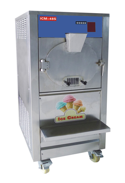 Batch Freezer ICM-T48S