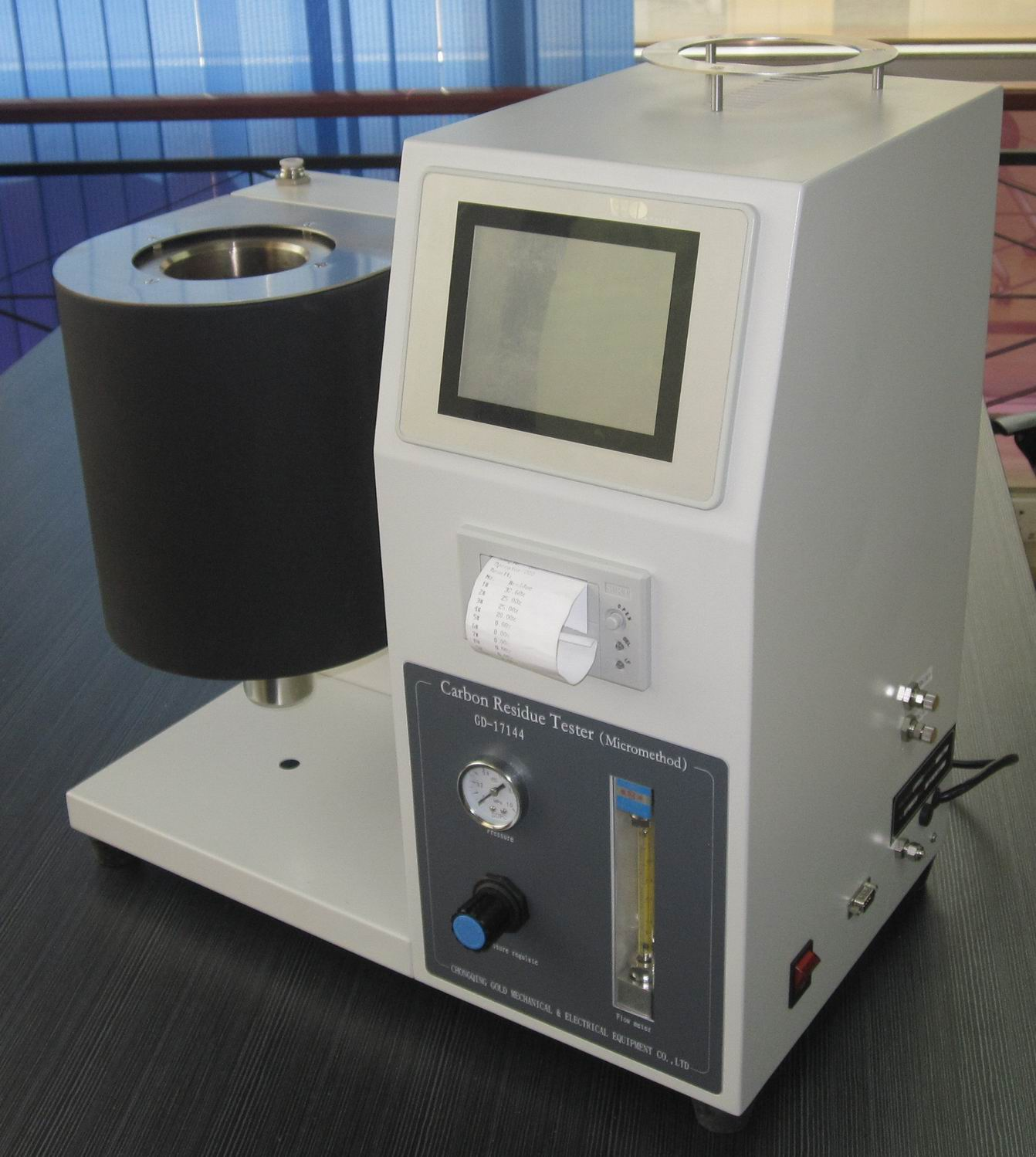 GD-17144 Micro Method Carbon Residue Tester