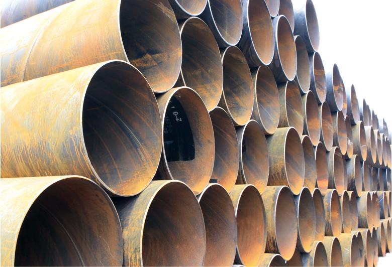 SAWH Steel Pipe