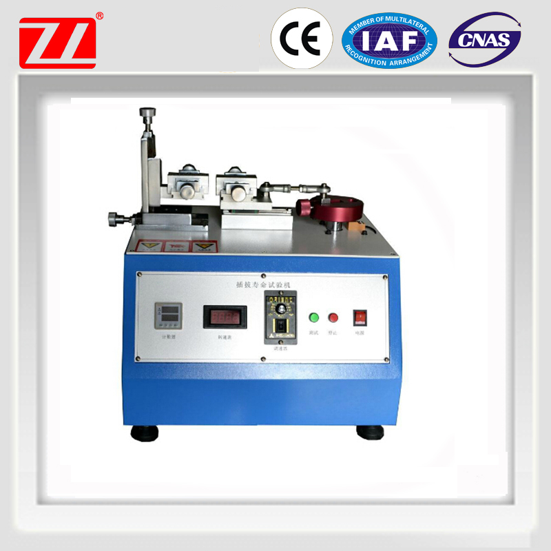 ZL-2802 Phone Charger Plugged Life Testing Machine