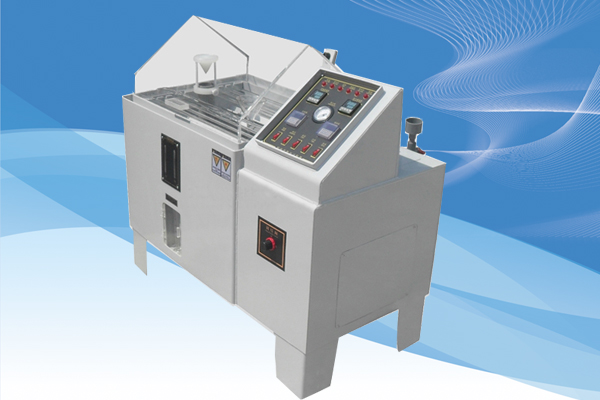 Programmable salt spray test chamber