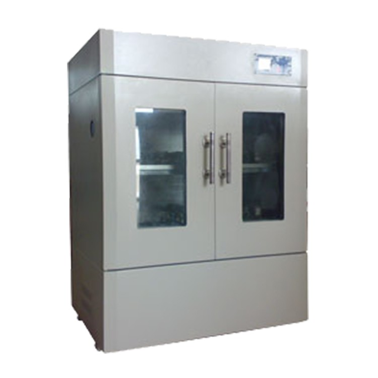 QYC/KYC Large Capacity Double deck shaking incubator P.I.D control