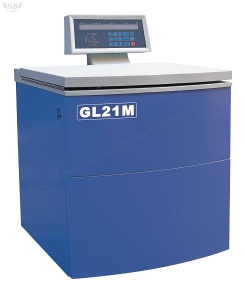 GL21M High-speed refrigerated centrifuge