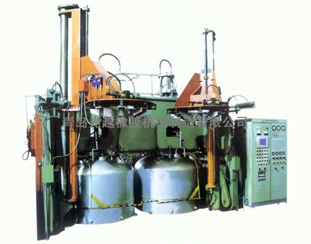 This press is used for vulcanization of bias tyre and all steel radial tyre with double half-mould and segmented moulds