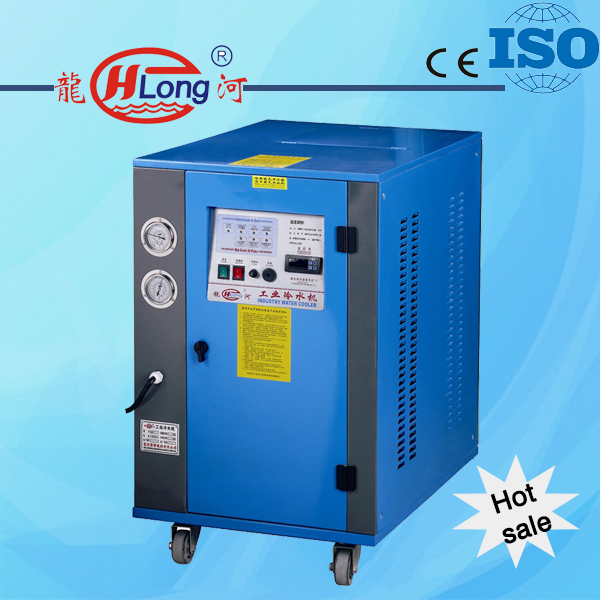 Industrial Water Chiller Model:IC-5HP