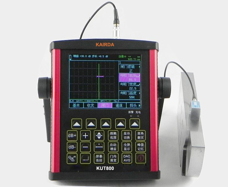 KAIRDA KUT800 Ultrasonic Flaw Detector