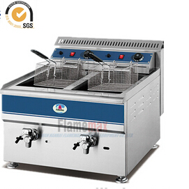 HEF-780 HGF-780 fish and chips fryers