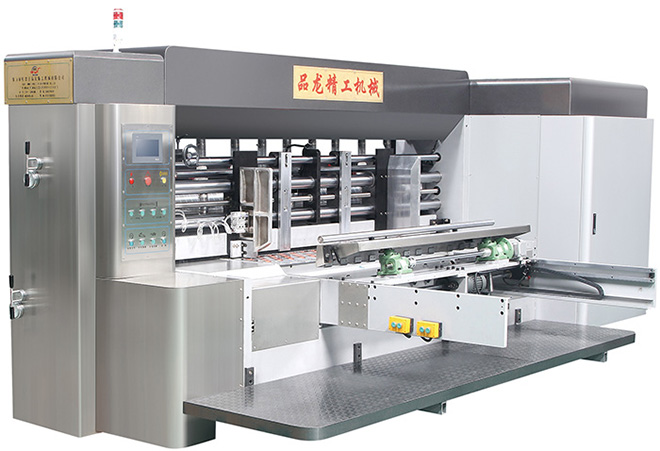 nk printing slotgting machine