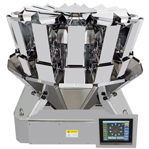 SW-M14 1.6L 14 Head chips Multihead Weigher