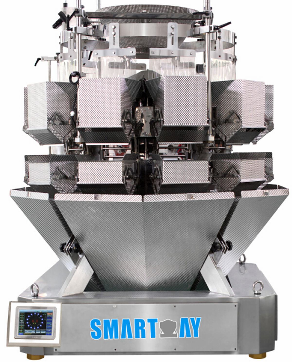 SW-ML10 5L 10Head Salad Weigher