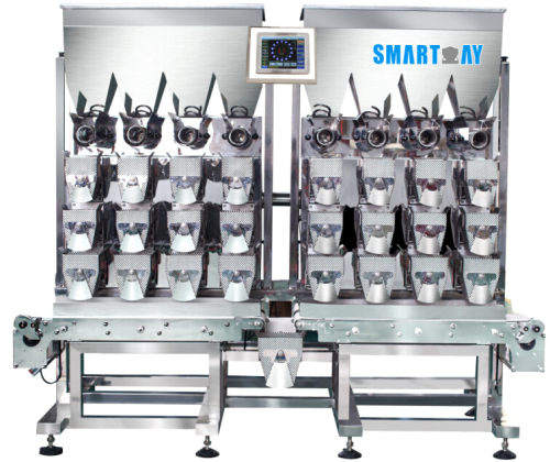 8 Head Linear Combination Weigher