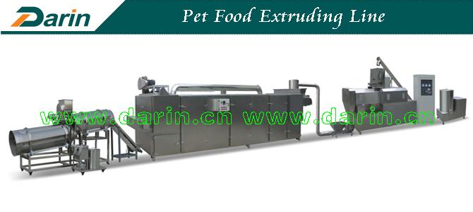 Pet Food Extruding Line