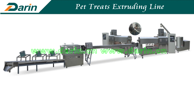 Pet Treats Extruding Line