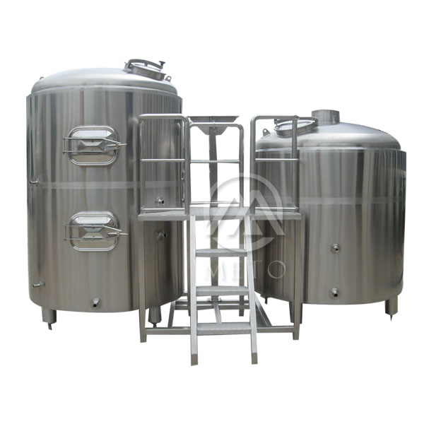 2 Vessel Brewhouse System-B