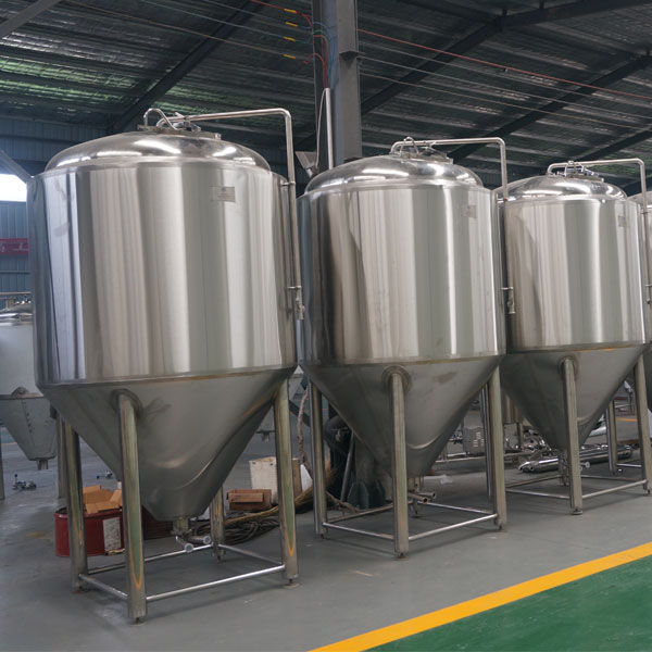 Medium Beer Fermentation Tanks
